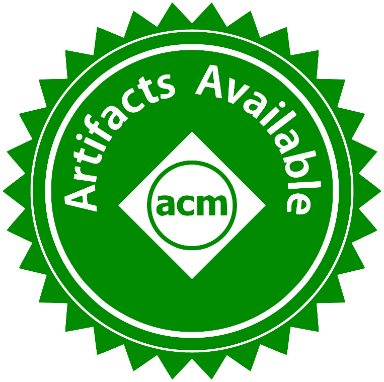ACM's Artifacts Available Badge